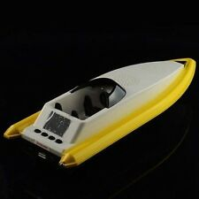 Portable speed Motor boat shaped Speaker MP3 for Iphone Ipod usb Tf card slot FM