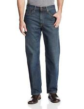 NEW MENS LEVIS 550 RELAXED BLUE JEANS TAPERED SITS AT WAIST SIZE 48 40 50 32 36