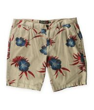 Quiksilver Mens Krandy Flower Casual Chino Shorts