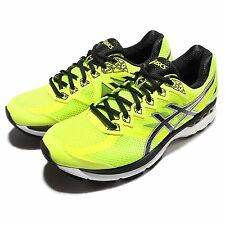 Asics GT-2000 4 IV Yellow Black Mens Running Shoes Sneakers Trainers T606N-0799