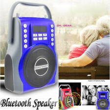 Outdoor Wireless Bluetooth Speaker Portable Stereo Speaker System Super 3D Sound