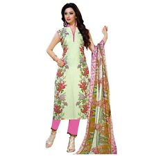 Ready To Wear Ethnic Karachi Printed Cotton Salwar Kameez Suit -Belliza-1016