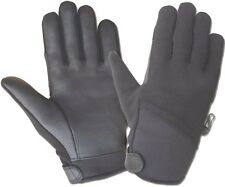 POLICE / SAFETY / SECURITY GLOVES COW LEATHER SPECTRA LINED PG11428