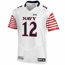 Navy Midshipmen #12 RIVALRY Jersey XL NWT NEW Replica Under Armour