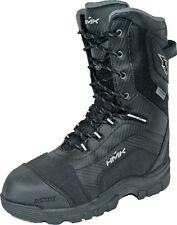 HMK Voyager Mens's Black Snowmobile Boot Eleven Adult Sizes
