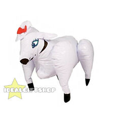 INFLATABLE SHEEP STAG PARTY BLOW UP FANCY DRESS PROPS DECORATION SUMMER HOLIDAY