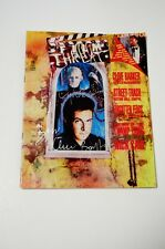 Film Threat Magazine 19 Clive Barker Autograph Signed