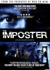 Imposter - DVD Region 1 Brand New Free Shipping Brand New Factory Sealed!