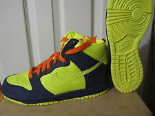 New! Mens Nike Dunk High  Shoes Sneakers limited sizes