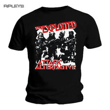 Official T Shirt Punk Rock THE EXPLOITED Attack Alternative All Sizes