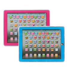Y-Pad Touch Screen Pad Kids Learning Alphabet Tablet Computer Laptop Toy J7X8