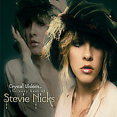 Crystal Visions: The Very Best of Stevie Nicks by Stevie Nicks CD/DVD Combo NEW