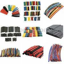 12 Kinds Assortment Heat Shrink Tubing Tube Sleeving Wrap Wire Cable Polyolefin