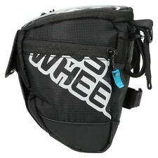 Bicycle Bike Cycling Top Frame Front Pannier Saddle Tube Bag Double Pouch J0P5