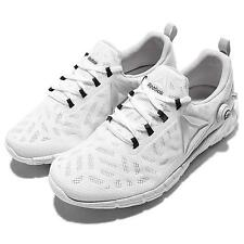 Reebok ZPump Fusion 2.5 White Grey Womens Running Shoes Sneakers AR2814