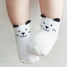 0-24 Month Cartoon Newborn Baby Girl Boy Anti-Slip Socks Slipper Shoes Boots