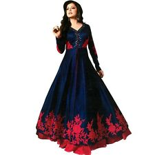 Bollywood Wedding Anarkali Ready made Salwar Kameez Indian Pakistani-LT-90001