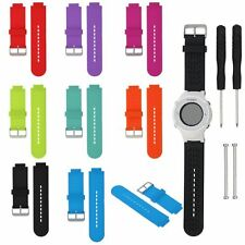 Silicone Wrist Band Strap for Garmin Approach S2 /S4 GPS Golf Watch / Vivoactive