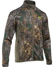 Under Armour Men's Scent Control Fleece Jacket 1284459 Realtree & Mossy Camo