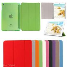Fit For iPad Mini 1/2/3 Leather Smart Case Cover Shell Protector Stand Holder