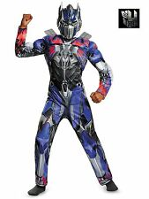 Transformers Optimus Prime Classic Muscle Costume for Boys