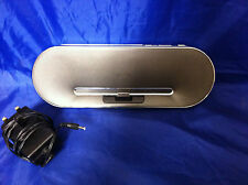 Philips i-phone docking station in carying case ##CRO26JM