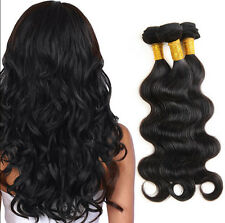 2 bundles Brazilian Virgin Remy hair Body Wave Human Hair Weave Extensions 100g