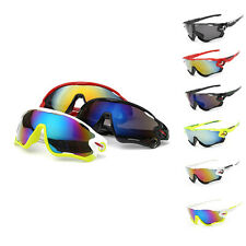 2016 Mens Women Sports Goggles Outdoor Glasses Cycling Sunglasses UV400 Design