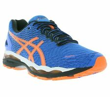 NEW asics Gel-Nimbus Shoes Men's Running Shoes Sports Shoes Blue T600N 3930
