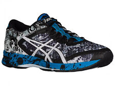 NEW MENS ASICS GEL-NOOSA TRI 11 RUNNING SHOES TRAINERS MIDGREY / WHITE / BLUE JE