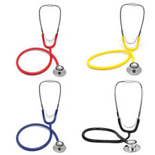 Nurse Doctor Double Dual Head Stethoscope First Aid Training Medical Home New US