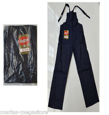 New Bib and Brace Harpoon Overalls Blue Painters Decorators mechanics Coveralls
