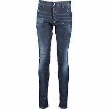 DSquared2 Jeans Cool Guy S71LB0032 S30342 470 Slim Fit Tapered Leg Dsquared D2