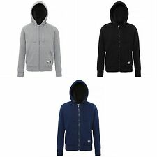 Affordable Fashion Mens Sherpa Fleece Lined Full Zip Hoodie