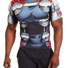 Under Armour Marvel THOR Alter Ego Compression T-Shirt XL NWT NEW