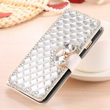 Bling Crystal Rhinestone Diamond Leather Case Cover for Samsung Galaxy Note 7