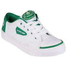 Dunlop Green Flash DU1555 Non-Marking Trainer / Boys Trainers / Unisex Sports