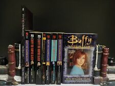 Buffy The Vampire Slayer - 9 Books Collection! (ID:38097)