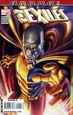 New Exiles (2008 Marvel) Annual #1 VF