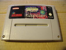 TODD MCFARLANE'S SPAWN THE VIDEO GAME SUPER NINTENDO SNES GAME CART VERY
