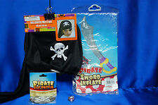 Pirate Hat Pirate Eye Patch Pirate Sword Pirate Ring Pirate Accessories