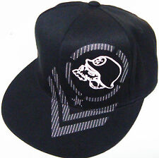METAL MULISHA ESTABLISHED FLAT BRIM FLEXFIT HAT CAP BRAND NEW