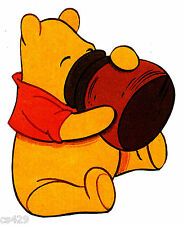 """5.5-10""""  DISNEY POOH   CHARACTER WALL SAFE STICKER BORDER CUT OUT"""