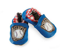 Mud Pie Baby BASEBALL SHOES 174244 All Boy Collection