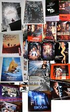 FILM POSTERS UK Quads / US 1-Sheets Various Assorted