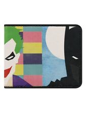 DC Comics Batman Vs Joker Bi-Fold Wallet