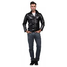 50s Costume Adult Greaser Jacket Halloween Fancy Dress