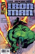 Iron Man (1996 2nd Series) #2 VG LOW GRADE