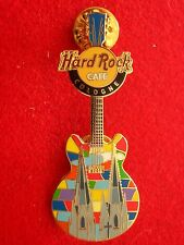 HRC Hard Rock Cafe Cologne Köln Church Guitar Stained Glass 2005