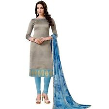 Ready to Wear Brocade Silk Salwar Kameez Suit Indian Pakistani Dres-Zareen-47008